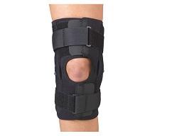 "Gripper 12"" Hinged Knee w/CoolFlex 3/16"""