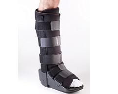 Lower Leg Fixed Metal Walker