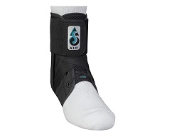 ASO Ankle Stabilizer Orthosis (Black)