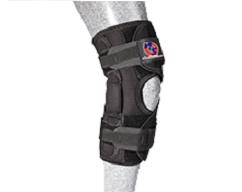 KC64: Wrap Around Knee w/ LD Hinges