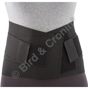 Bicro Skin Lumbosacral Support with Insert Pocket