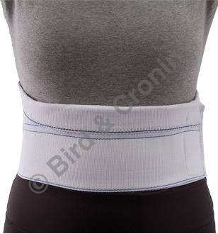 Paneled Rib Belt - Universal